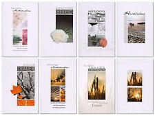 50 Trauerkarten Beileidskarten Kondolenz Trauer Grußkarten Umschläge 810-3049