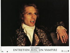 TOM CRUISE INTERVIEW WITH THE VAMPIRE 1994 VINTAGE LOBBY CARD #2
