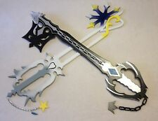 Kingdom hearts keyblade- Oblivion and Oathkeeper