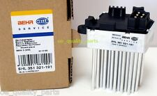 BEHR HELLA OE BMW E46 3 SERIES HEATER AIR CON FINAL STAGE RESISTOR UNIT HEDGEHOG