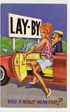 (Lc1036-169) Lay-By, Does It Really Mean That, Used 1964 VG+
