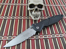 Microtech knives Vintage  Mini Socom Elite Folder Hard to find Model