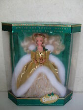 barbie happy holidays gran galà special edition 1994 collector doll NRFB 12155