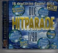 (BB506) Hitparade 1/98, Various Artists - CD
