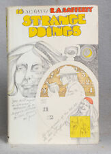 1972 STRANGE DOINGS by R.A. Lafferty FIRST EDITION Sixteen Stories HARDCOVER 16