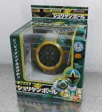 Power Rangers Ninja Storm - Sentai Hurricanger ShurikenBall Morpher, Bandai 2002