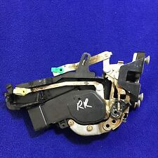 1997 - 2001 TOYOTA CAMRY RIGHT REAR DOOR LATCH WITH LOCK ACTUATOR OEM PASSENGER