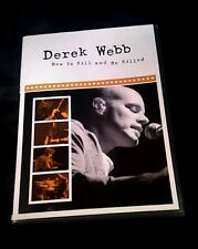 Derek Webb - How To Kill and Be Killed (DVD)