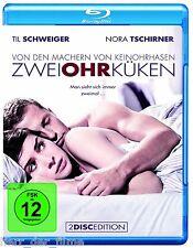 ZWEIOHRKÜKEN (Til Schweiger) Blu-ray, 2 Discs NEU+OVP