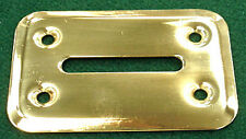 New LAS VEGAS CASINO POKER TABLE BRASS RAKE DROP SLOT  Free Shipping *