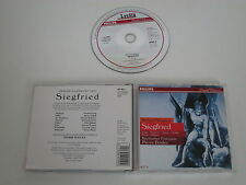RICHARD WAGNER/SIEGFRIED - JUNG, MCINTYRE,...(LYRICA LRC 01050 DDD) CD ALBUM