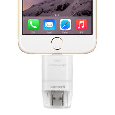 [Special Offer] Sarotech i-Flash Drive 8GB USB Micro SD OTG Drive for iOS iPhone