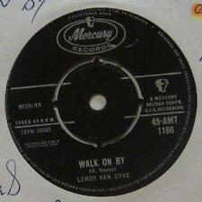 "Leroy Van Dyke(7"" Vinyl Ist Issue)Walk On By-Mercury-AMT 1166-UK-Ex/Ex"