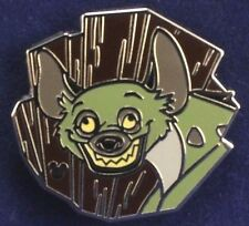Disney Hidden Mickey DLR 2014 Series Villainous Sidekicks Ed Hyena Lion King Pin