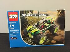 LEGO Racers Jungle Monster 8356 - New, Sealed In The Box - NICE!