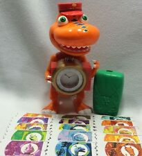 Dinosaur Train Dino Fun Buddy Electronic Learning Toy Talking Complete Tickets