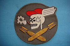 CL PATCH USAF 587th BOMBARDMENT SQUADRON