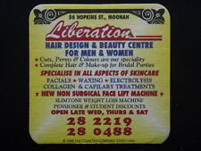 LIBERATION HAIR DESIGN & BEAUTY CENTRE 56 HOPKINS ST MOOMAH 282219 c1996 COASTER