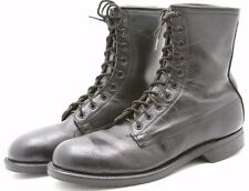 Addison Steel Toe Mens Combat Boots 7.5 R Leather Tactical Military Work Grunge