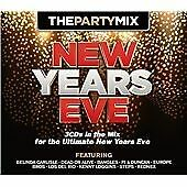 The Party Mix - New years Eve (2013) 3 CD Set Non Stop Music THE FINAL COUNTDOWN