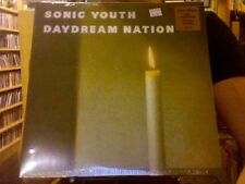 Sonic Youth Daydream Nation 2xLP sealed vinyl + mp3 download RE reissue