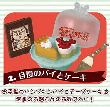 Re-ment Miniatures Minnie Mouse birthday Cake Coffee Cafe Dessert rement No.02