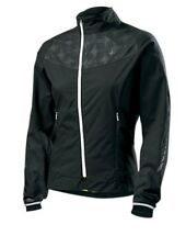 Specialized Women's Deflect H2O Comp Cycling Jacket Black Medium New