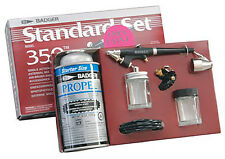 Badger 350-3 Airbrush Medium Head Standard Set