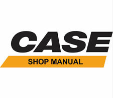CX31 & CX36 CASE 614 pg Shop Manual PDF on CD Excavator Digger