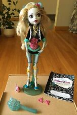 Mattel Monster High Lagoona Blue Doll With Accessories. First Wave. Pet Fish.