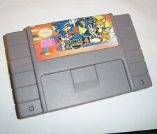 Sonic The Hedgehog Juego para Nintendo SNES Super Famicom Consola