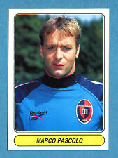 EUROPEAN FOOTBALL STARS - Figurina-Sticker n. 11 - PASCOLO - CAGLIARI -New