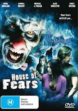 House Of Fears (DVD, 2011)
