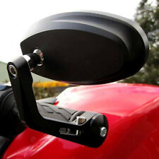 Anti Glare Black Motorcycle Bar End Side Mirrors For Suzuki GSX-S750 GSX S750 Z