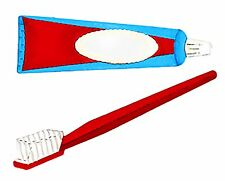 Sizzix Bigz Toothbrush & Toothpaste #A10726 Retail $19.99 Retired, Cuts Fabric
