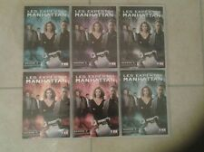 23706//LES EXPERTS MANHATTAN SAISON 2  6 DVD SLIM  24 EPISODES NEUF SANS BLISTER