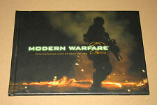 COD Call of Duty MODERN WARFARE 2 Artbook 19x13,5cm (33 Seiten)