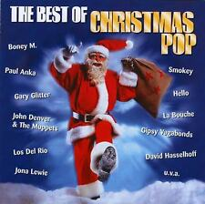 The Best Of Christmas Pop / Perry Como  Smokie Paul Anka Frank Sinatra Boney M.