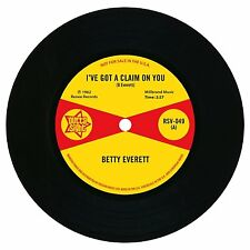 BETTY EVERETT I've Got A Claim On You NEW NORTHERN SOUL 45 (OUTTA SIGHT) R&B 7""