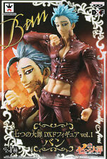 Ban DXF Figure vol.1 Anime The Seven Deadly Sins Nanatsu no Taizai BANPRESTO