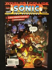 SONIC THE HEDGEHOG #251 EVIL FRIENDS VAR (ARCHIE COMICS)