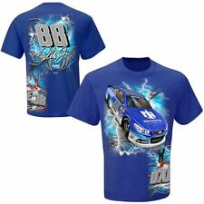 Dale Earnhardt Jr # 88 Nationwide Hot Wired T- Shirt Adult Large Free Shipping