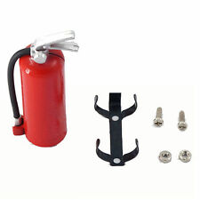 1pcs MHPC 1/10 Scale Fire Extinguisher Red RC Crawler CC01 SCX10 Axial RC4WD