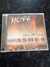 The Hope Centre Out Of The Ashes Live Worship - New & Sealed