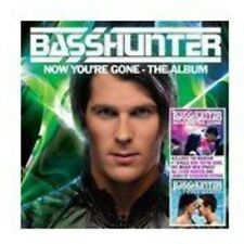 Now You'Re Gone: The Album - Basshunter (2010, CD NIEUW)2 DISC SET