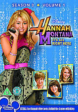 Hannah Montana - Series 3 Vol.1 - It's All Right There (DVD, 2010)