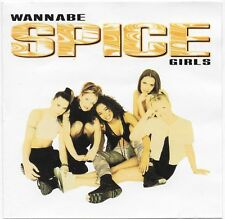 WANNABE SPICE GIRLS 1996 VIRGIN RECORDS! WANNABE - BUMPER TO BUMPER!