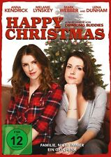 HAPPY CHRISTMAS (ANNA KENDRICK, MARK WEBBER, LENA DUNHAM,...) DVD NEU