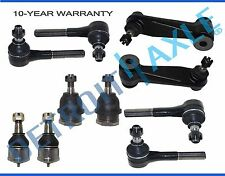 NEW 10pc Complete Front Suspension Kit for Dodge Ram Van 1500 B200 B250 B2500