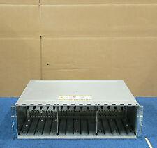 EMC Dell KTN-STL4 14Bay Fibre FCAL Hard Drive Enclosure 2 x 4G Controllers CK048